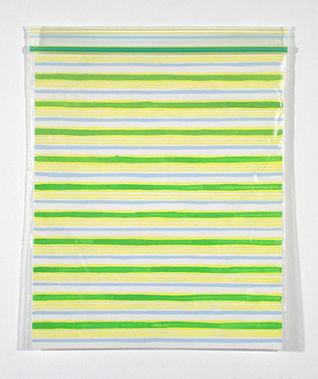 Ziploc (green, yellow, blue)