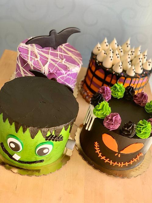 Signature Halloween Cakes
