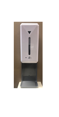 VIP Automatic Hand Sanitizer Dispenser Wall Mount Dispenser