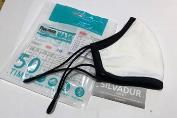 Smart Kids Antibacterial Cotton Mask (5pcs/bag)