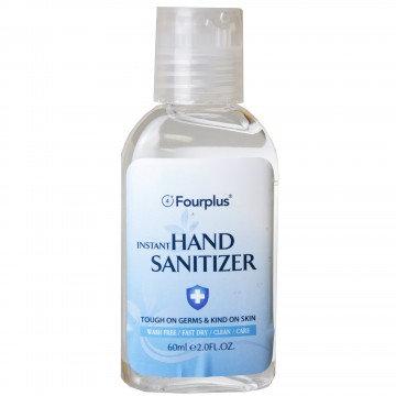 Rinse-Free Hand Sanitizer Gel (2.02 fl OZ)
