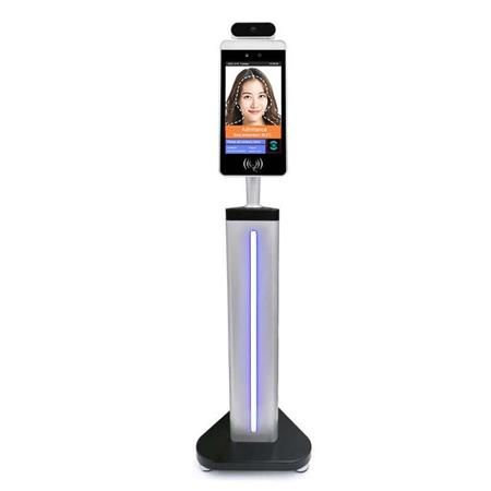 Stand alone Thermal Scanning Kiosk with Facial  Recognition