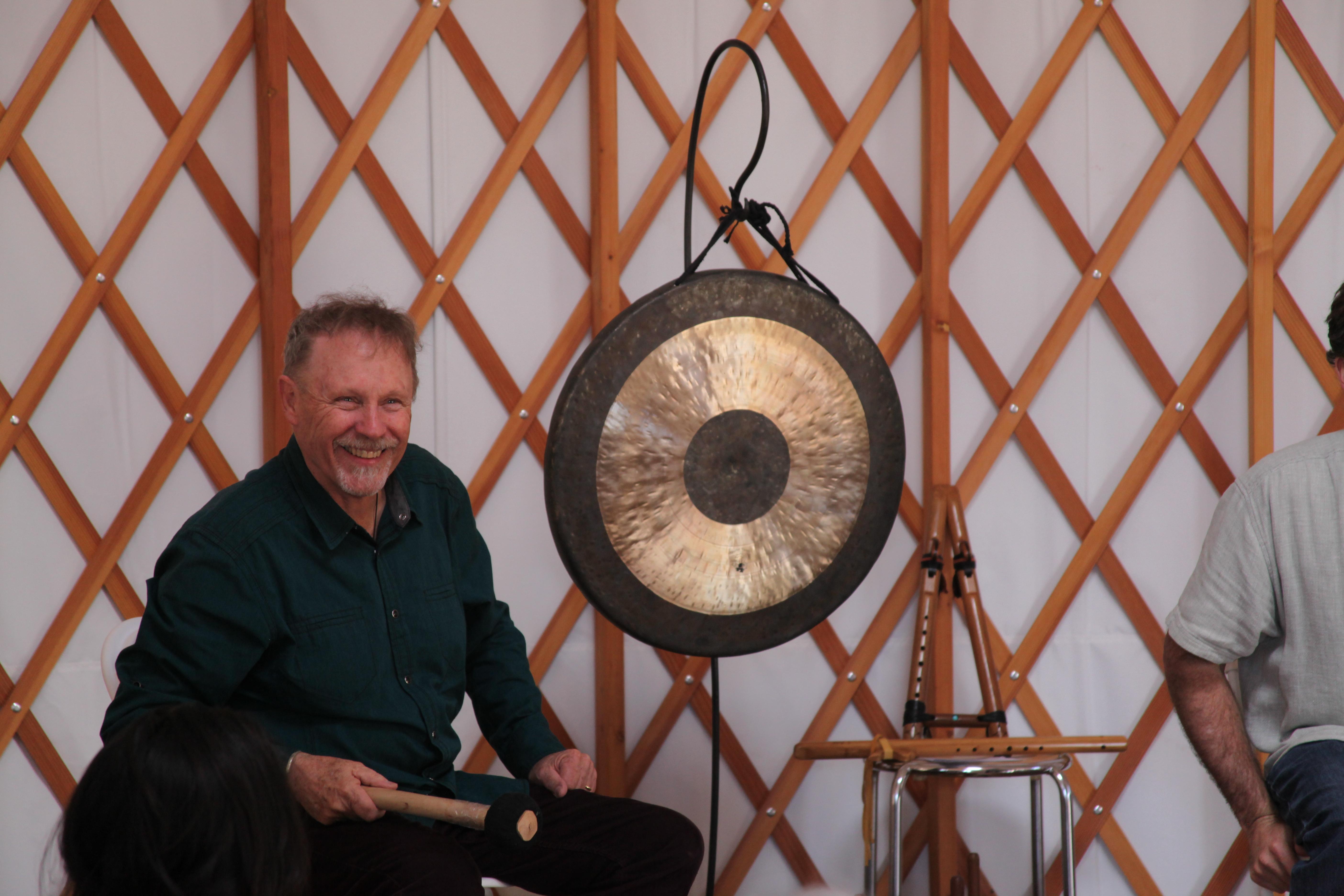 Craig Schindler at May 2014 workshop