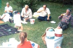 Family gathering, 1970s