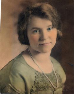 High School graduation, 1920s