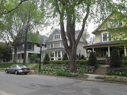 Neighborhood 1900 houses