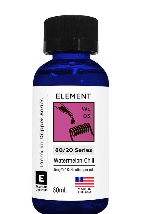 WATERMELON CHILL DRIPPER E-LIQUID 60ML