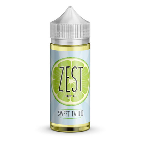 Zest Vape Co – Sweet Tahiti (100ml)