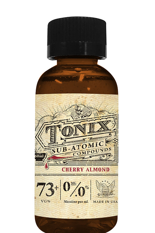 TONIX CHERRY ALMOND 60ML