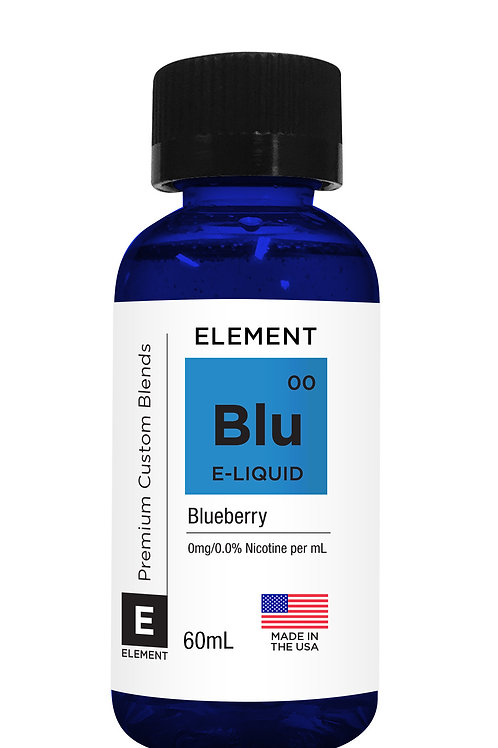 BLUEBERRY E-LIQUID 60ML