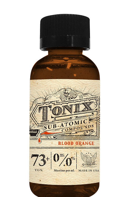 TONIX BL00D ORANGE 60ML