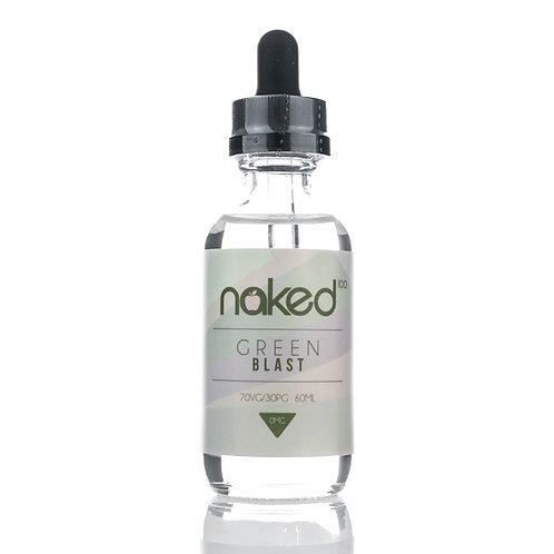 Naked 100 - Green Blast - 60ml