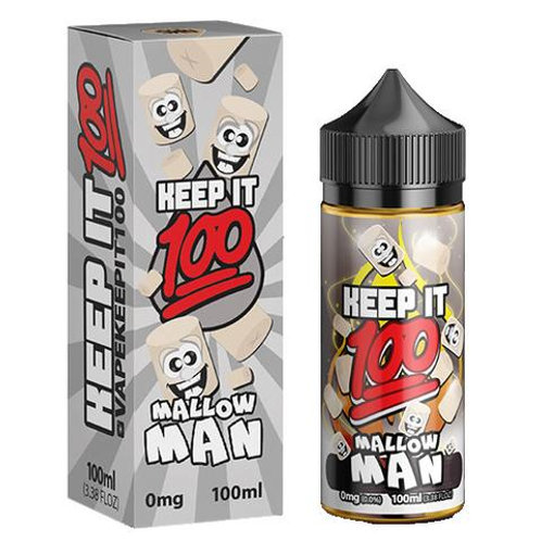 Keep It 100 – Mallow Man (100ml)