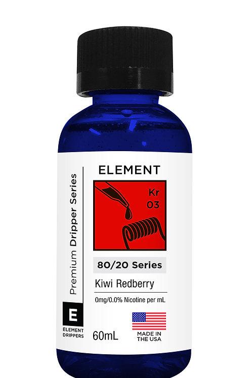 KIWI REDBERRY DRIPPER E-LIQUID 60ML