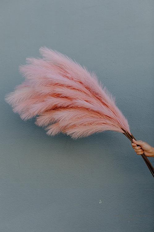 Faux Pampas // Pink