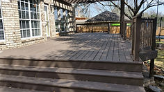 deck fence stain austin