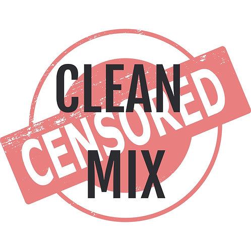 CLEAN MIX OPTION