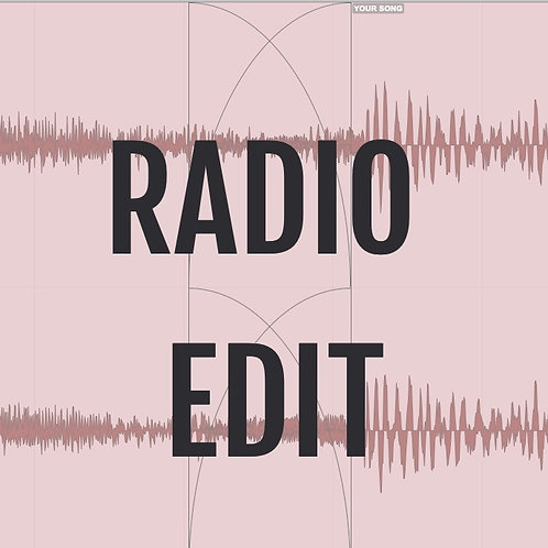 RADIO EDIT OPTION