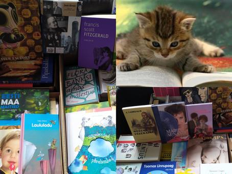 Raamatud oksjonile