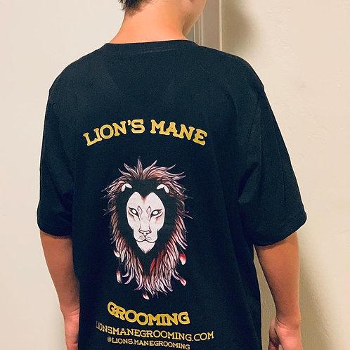 Lion's Mane Grooming t-shirt