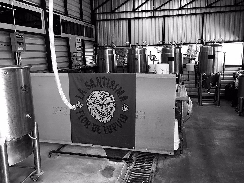 La Fábrica de cerveza