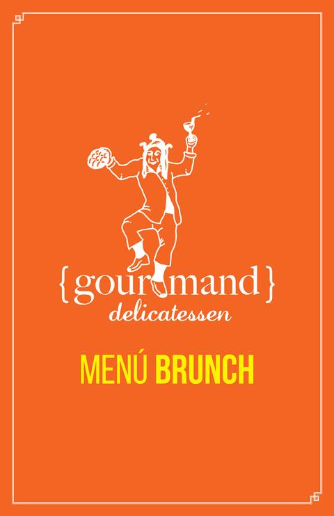 Menú del Brunch