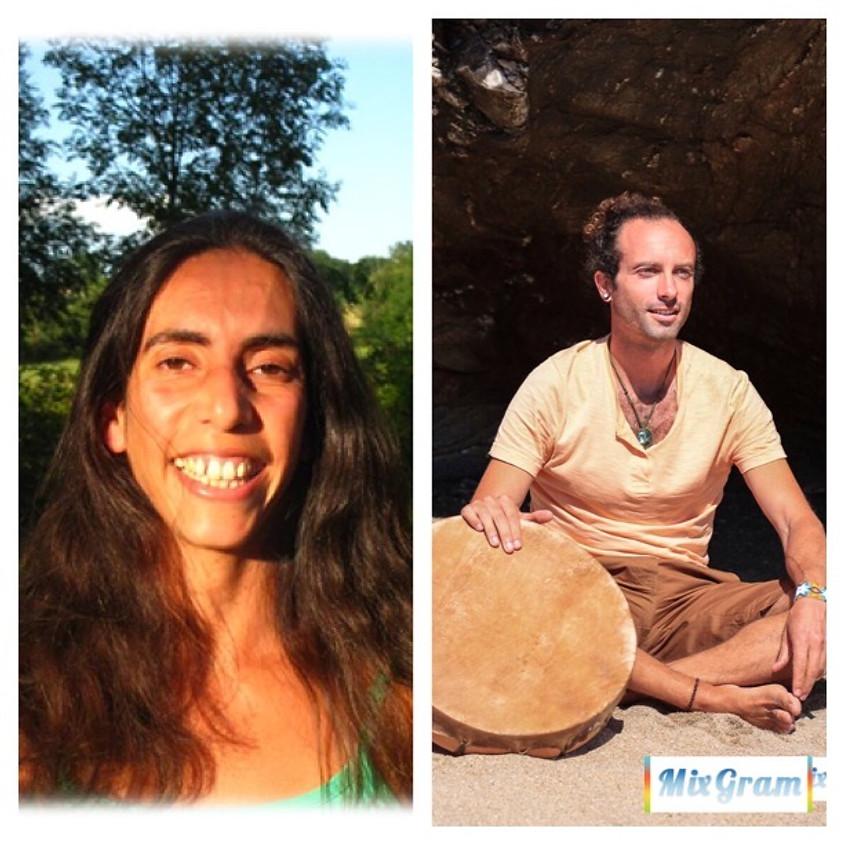 Concert-méditation en duo avec Astrid Barthélémi