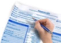 ДТП, заполнение документации, ущерб, оформление ДТП