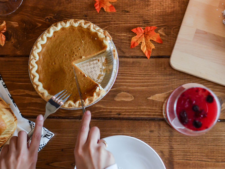 Holiday Cooking with Local and Seasonal Foods