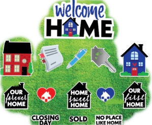Welcome Home/Realtor Set