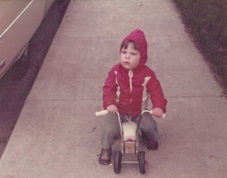 Serious on wheels from the start