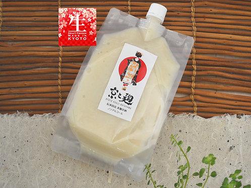 「京と麹」 米麹生甘酒(冷凍出荷)1kg