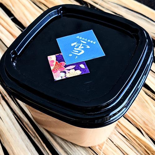【「美の壺」登場/限定販売】無添加天然醸造味噌「雪」