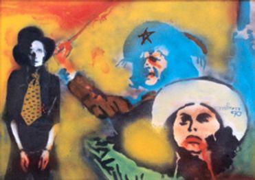 Vinganca, 1990