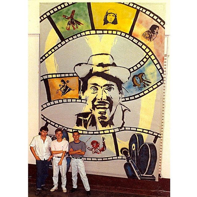 90 Anos do Cinema Nacional, 1988