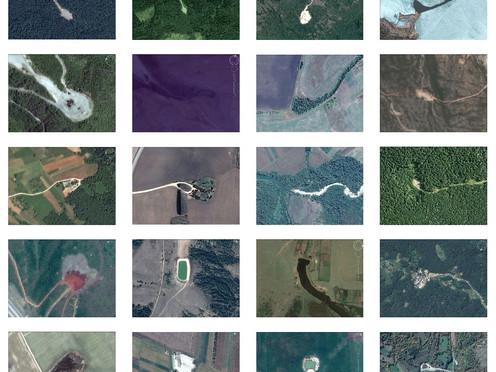 Cerebros fugados y reencontrados en Google Earth