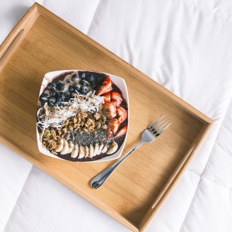 How Your Diet is Affecting Your Sleep (& Vice Versa!)