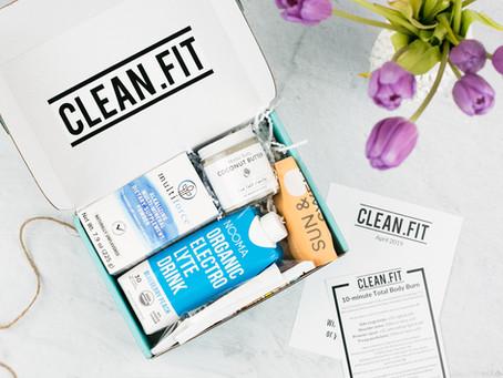 April 2019 CLEAN.FIT Box
