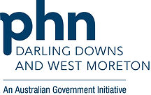 PHN Darling Downs and West Moreton Logo.