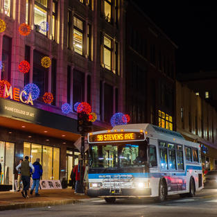METRO pauses plans for new Portland bus loop
