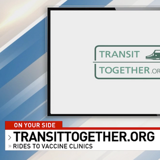 Map created to help Mainers use public transportation to access COVID-19 vaccine