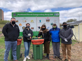 Portland Composting Pilot: Empowering Climate Action