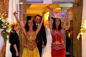 רקדניות לאירועים פרטיים