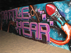FESTIVAL 2010 Graffiti (2)