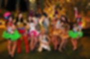 רקדניות למסיבת פורים