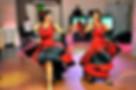 רקדניות ורקדנים לבת מצווה