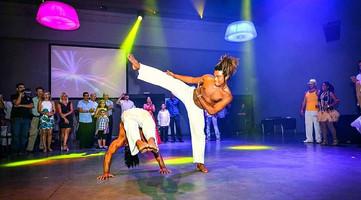מופע קרב ריקוד לבת מצווה