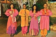 דמויות שטח הודיות