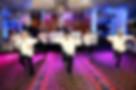 מיצג ריקוד הברסלבים לאירוע