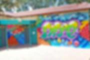 סדנת גרפיטי בבית ספר